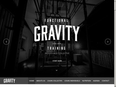 Détails : Gravity Functional